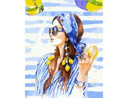Купить Картина по номерам ArtStory Сочные краски  AS0296 40 х 50 см