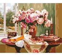 Картина по номерам ArtStory Вдохновение AS0522 40 х 50 см