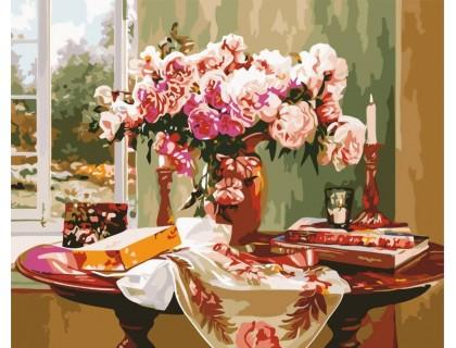 Купить Картина по номерам ArtStory Вдохновение AS0522 40 х 50 см