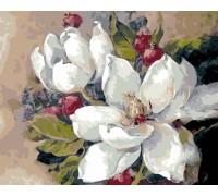 Картина по номерам ArtStory Прекрасный цветок AS0113 40 х 50 см