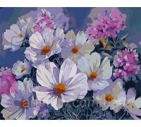 Картина по номерам ArtStory Нежный букет  AS0246 40 х 50 см