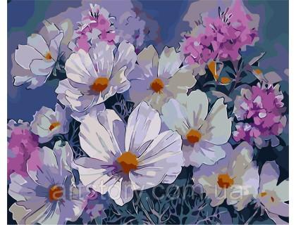 Купить Картина по номерам ArtStory Нежный букет  AS0246 40 х 50 см