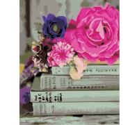 Картина по номерам ArtStory Любимые книги AS0331 40 х 50 см