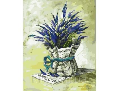 Купить Картина по номерам Идейка Ароматный букет  КН2036 40 х 50 см