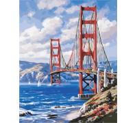 Картина по номерам ArtStory Набережная Сан-Франциско AS0366 40 х 50 см