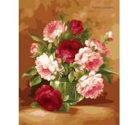 Картина по номерам Идейка Праздничный букет KH1008 40 х 50 см
