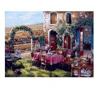 Картина по номерам Семейный ужин КН2245 40 х 50 см