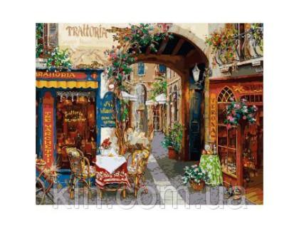 Купить Картина по номерам без коробки Волшебный переулок Идейка КНО2173 40 х 50 см