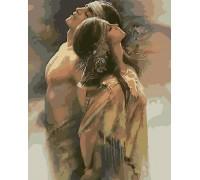 Картина по номерам ArtStory Надежное плечо AS0048 40 х 50 см