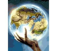 Картина по номерам ArtStory Всё в твоих руках AS0209 40 х 50 см