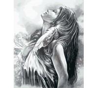 Картина по номерам ArtStory Сильная духом AS0427 40 х 50 см