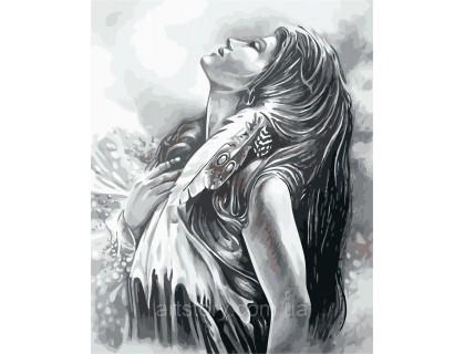 Купить Картина по номерам ArtStory Сильная духом AS0427 40 х 50 см