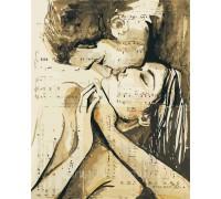 Картина по номерам ArtStory Влюблённая пара AS0431 40 х 50 см