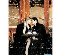 Картина по номерам ArtStory Влюблённые 40 х 50 см AS0434