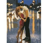 Картина по номерам ArtStory Сладкий поцелуй AS0438 40 х 50 см