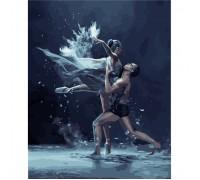 Картина по номерам Идейка Жизнь в танце 40 х 50 см (арт. КН4513)