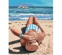 Картина по номерам Идейка Долгожданный отпуск 40 х 50 см (арт. КН4515)