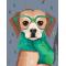 Купить Картина по номерам ArtStory Умный пёсик AS0071 40 х 50 см