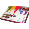 Купить Картина по номерам Menglei Зонтики худ Афремов, Леонид KH2136 40 х 50 см
